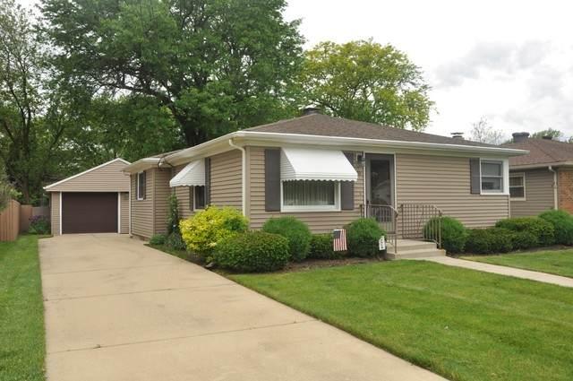 326 Heine Avenue, Elgin, IL 60123 (MLS #10734698) :: Ryan Dallas Real Estate