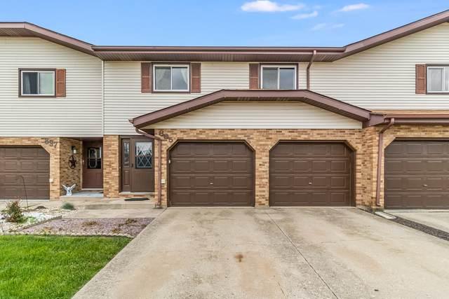 895 Meadow Ridge Lane, New Lenox, IL 60451 (MLS #10734733) :: Century 21 Affiliated