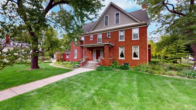 605 W Downer Place, Aurora, IL 60506 (MLS #10734785) :: Property Consultants Realty