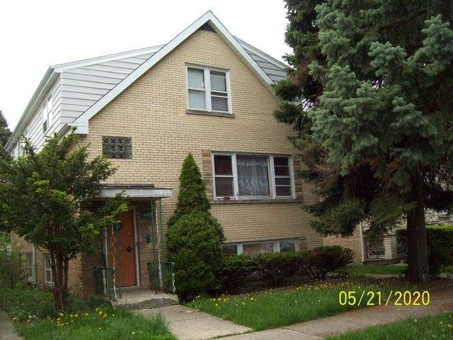 5419 W Parker Avenue, Chicago, IL 60641 (MLS #10734827) :: Helen Oliveri Real Estate