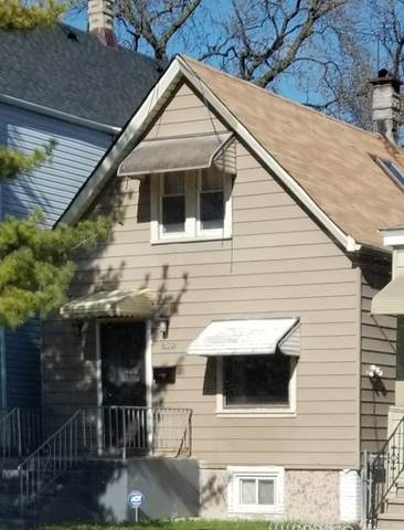2619 N Springfield Avenue, Chicago, IL 60647 (MLS #10734871) :: Ryan Dallas Real Estate
