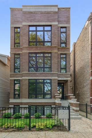 2728 N Wayne Avenue #3, Chicago, IL 60614 (MLS #10734916) :: Helen Oliveri Real Estate