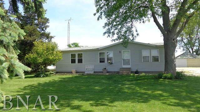 4377 N 3200 East Road E, Arrowsmith, IL 61722 (MLS #10734954) :: BN Homes Group