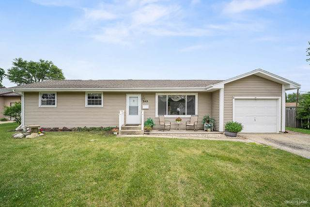 549 Cherokee Court, Carol Stream, IL 60188 (MLS #10734988) :: Property Consultants Realty