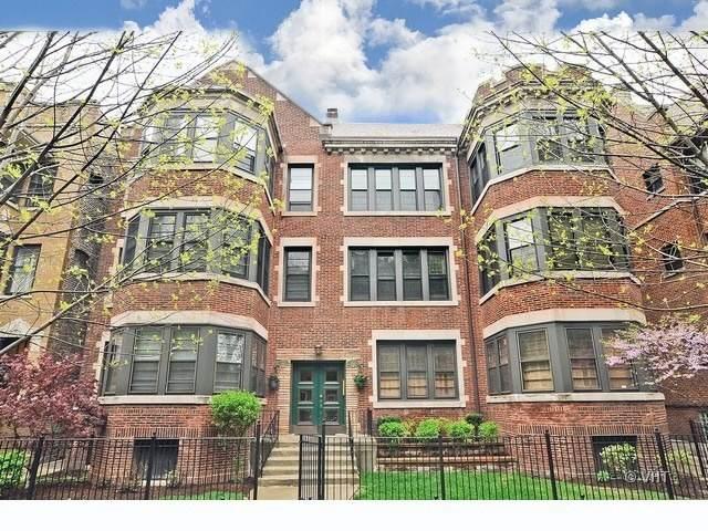 708 W Buena Avenue 2SE, Chicago, IL 60613 (MLS #10735089) :: Helen Oliveri Real Estate