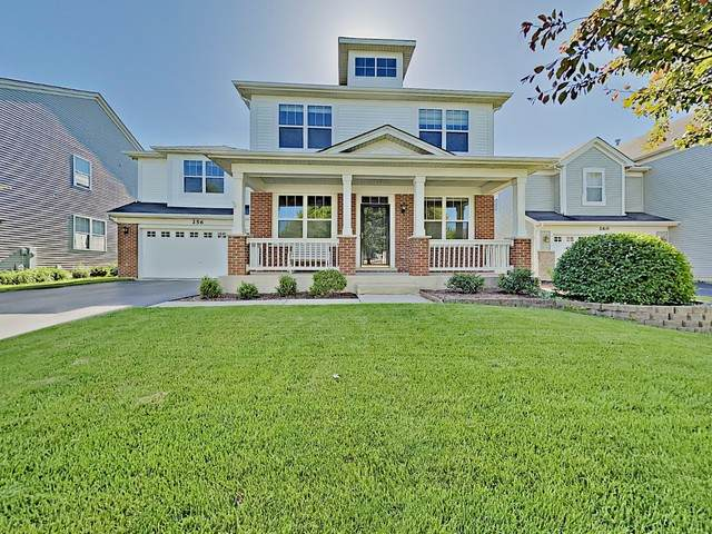 256 Valley View Drive, St. Charles, IL 60175 (MLS #10735099) :: Ryan Dallas Real Estate