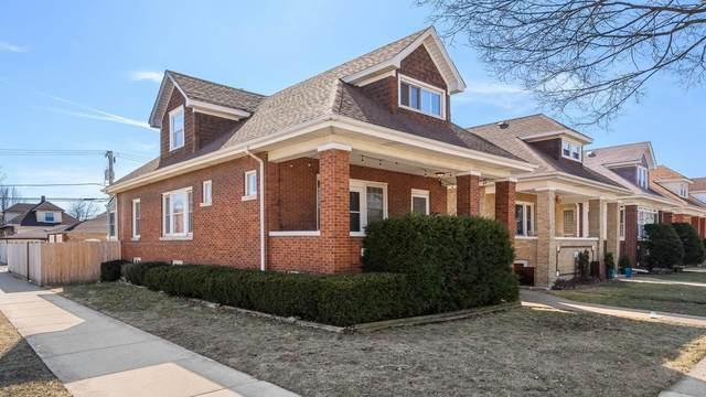 4901 W George Street, Chicago, IL 60641 (MLS #10735125) :: Helen Oliveri Real Estate