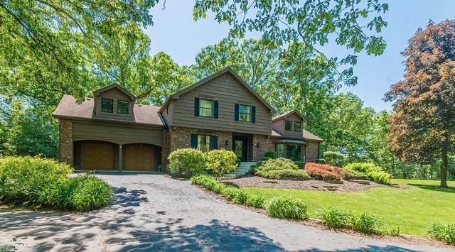 21651 W Boschome Drive, Kildeer, IL 60047 (MLS #10735130) :: Ani Real Estate