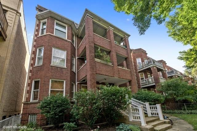 4531 N Magnolia Avenue 3S, Chicago, IL 60640 (MLS #10735147) :: Helen Oliveri Real Estate