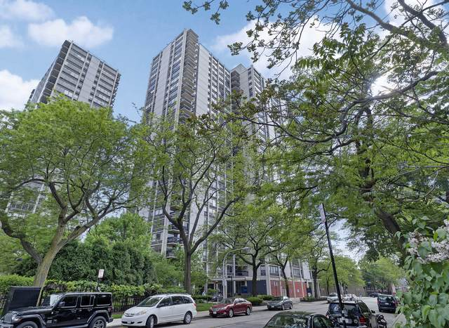 1360 N Sandburg Terrace N #301, Chicago, IL 60610 (MLS #10735157) :: Property Consultants Realty