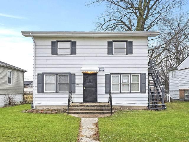 14515 Hoyne Avenue, Dixmoor, IL 60426 (MLS #10735296) :: Property Consultants Realty
