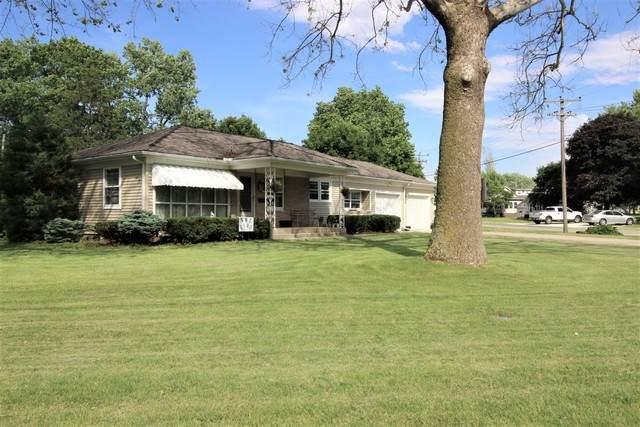 805 Maple Avenue, Minonk, IL 61760 (MLS #10735328) :: Ryan Dallas Real Estate