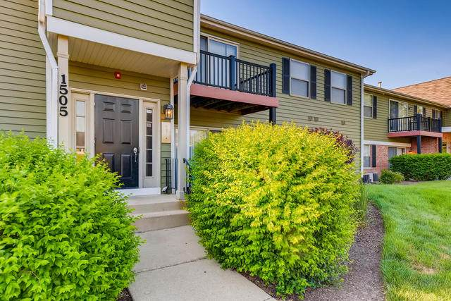 1505 Raymond Drive #103, Naperville, IL 60563 (MLS #10735385) :: Property Consultants Realty