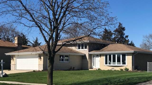 10502 S Vicky Lane, Palos Hills, IL 60465 (MLS #10735416) :: Century 21 Affiliated