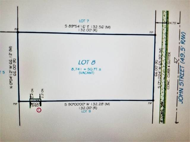 Lot 8 St John Street, Elgin, IL 60120 (MLS #10735456) :: Ryan Dallas Real Estate