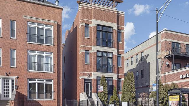 1708 W Diversey Parkway #1, Chicago, IL 60614 (MLS #10735547) :: Ryan Dallas Real Estate