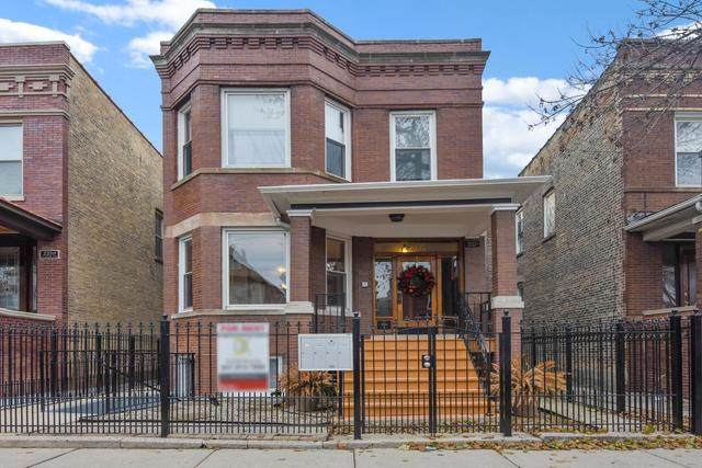 2254 N Avers Avenue, Chicago, IL 60647 (MLS #10735548) :: Ryan Dallas Real Estate