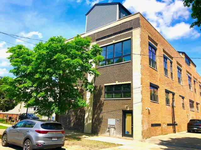 2011 N Lawndale Avenue #4, Chicago, IL 60647 (MLS #10735558) :: Ryan Dallas Real Estate