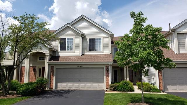 1484 N Waterbury Circle, Palatine, IL 60074 (MLS #10735562) :: Lewke Partners