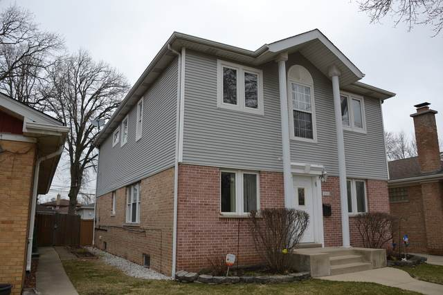 4340 W Highland Avenue, Chicago, IL 60646 (MLS #10735604) :: Property Consultants Realty