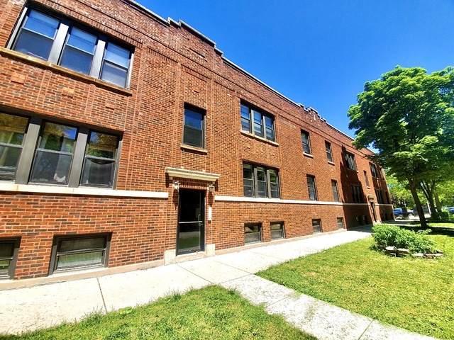 3318 W Byron Street #1, Chicago, IL 60618 (MLS #10735622) :: Ryan Dallas Real Estate