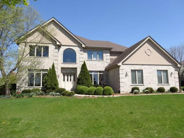 6887 Fieldstone Drive, Burr Ridge, IL 60527 (MLS #10735647) :: Property Consultants Realty