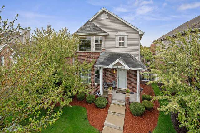9435 Providence Square, Orland Park, IL 60467 (MLS #10735696) :: O'Neil Property Group