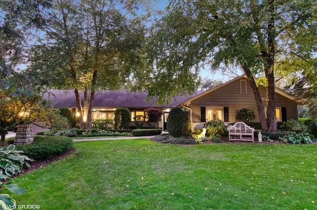 352 Jeffery Lane, Northfield, IL 60093 (MLS #10735707) :: Helen Oliveri Real Estate