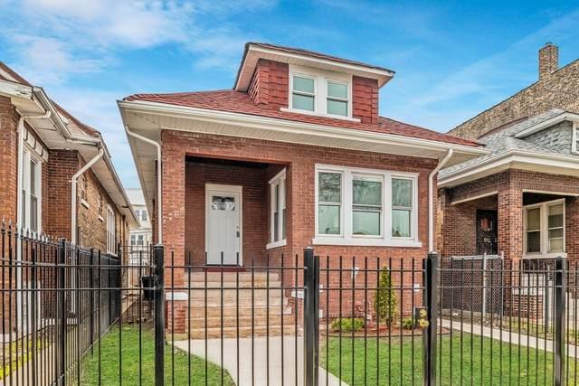 7739 S Marshfield Avenue, Chicago, IL 60620 (MLS #10735749) :: Janet Jurich
