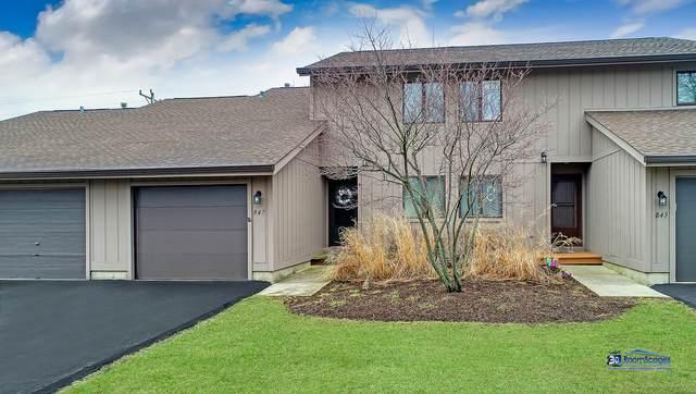 847 Shakespeare Drive, Grayslake, IL 60030 (MLS #10735787) :: Helen Oliveri Real Estate