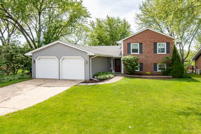 815 Rosedale Lane, Hoffman Estates, IL 60169 (MLS #10735819) :: Property Consultants Realty