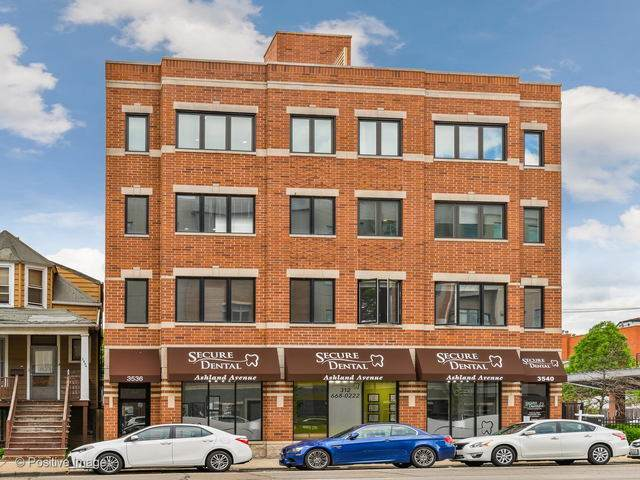 3536 N Ashland Avenue 4S, Chicago, IL 60657 (MLS #10735869) :: Ryan Dallas Real Estate