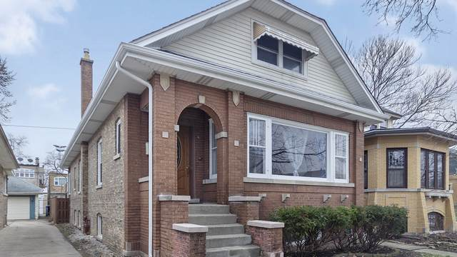 5457 W Hutchinson Street, Chicago, IL 60641 (MLS #10735902) :: Property Consultants Realty