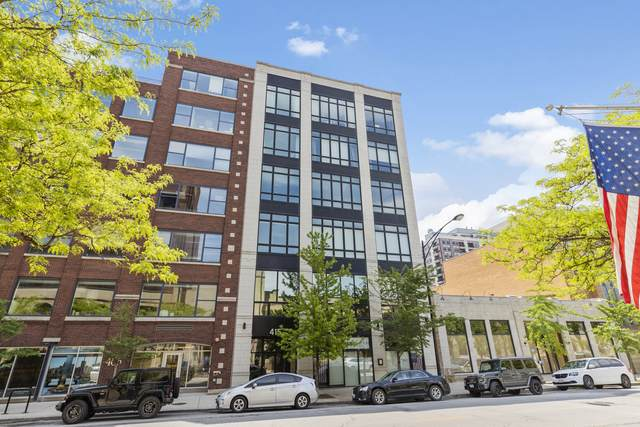 415 W Superior Street #200, Chicago, IL 60654 (MLS #10735944) :: Property Consultants Realty
