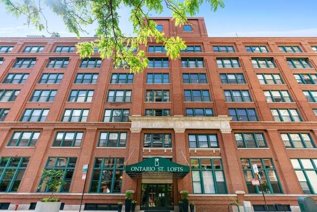 411 W Ontario Street #711, Chicago, IL 60654 (MLS #10735949) :: Property Consultants Realty