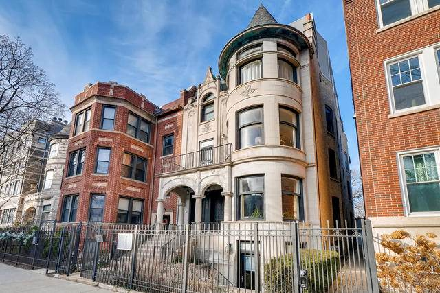 506 W Oakdale Avenue #3, Chicago, IL 60657 (MLS #10735961) :: Ryan Dallas Real Estate