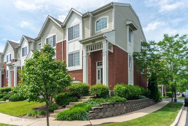 110 Morgans Gate Drive, Wood Dale, IL 60191 (MLS #10735988) :: BN Homes Group