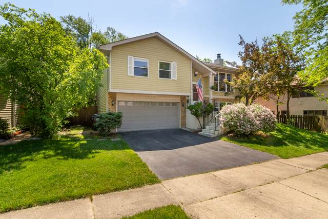 1525 Brookside Drive, Hoffman Estates, IL 60169 (MLS #10736004) :: Property Consultants Realty