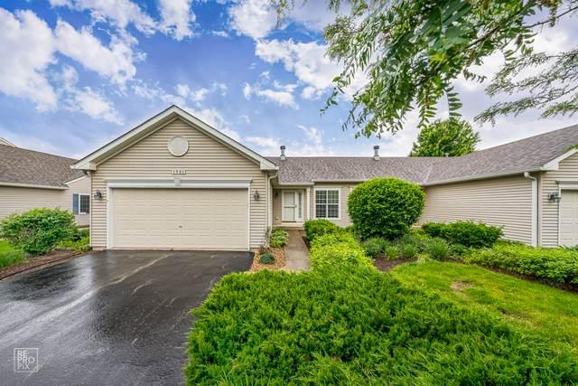 1321 Chestnut Circle, Yorkville, IL 60560 (MLS #10736006) :: O'Neil Property Group