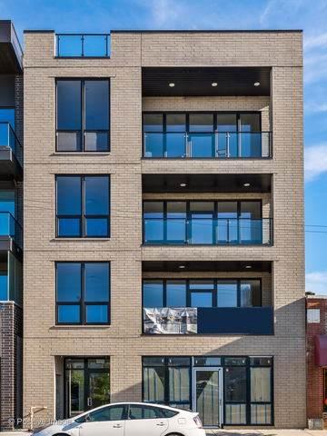 2341 W Chicago Avenue 3F, Chicago, IL 60622 (MLS #10736015) :: Ani Real Estate