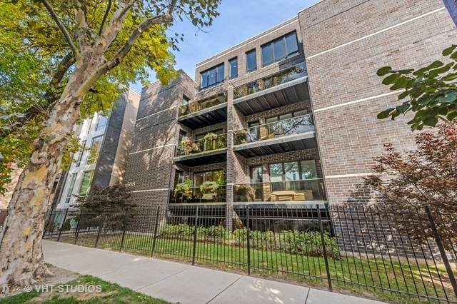 1508 W Huron Street 1W, Chicago, IL 60642 (MLS #10736017) :: Ani Real Estate