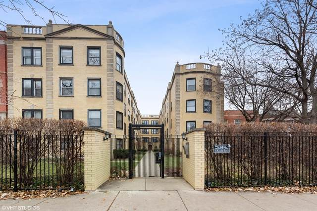 2534 N Kedzie Boulevard #201, Chicago, IL 60647 (MLS #10736024) :: Ryan Dallas Real Estate