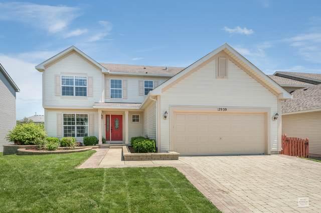 2939 Heather Lane, Montgomery, IL 60538 (MLS #10736074) :: O'Neil Property Group