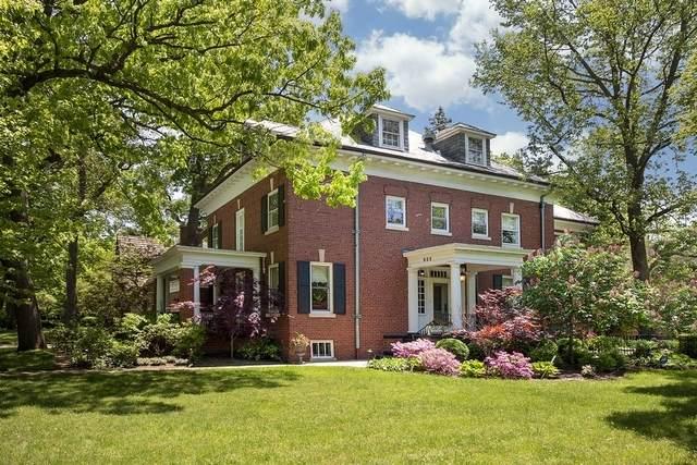 835 Lake Avenue, Wilmette, IL 60091 (MLS #10736075) :: Helen Oliveri Real Estate
