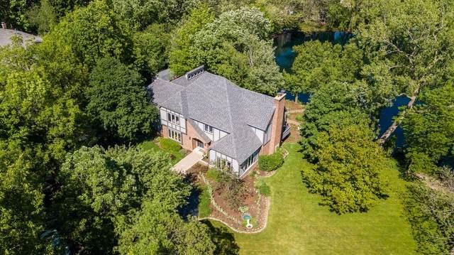 21881 N Rainbow Road, Deer Park, IL 60010 (MLS #10736120) :: Ani Real Estate