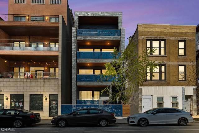 844 N California Avenue #2, Chicago, IL 60622 (MLS #10736155) :: Ryan Dallas Real Estate