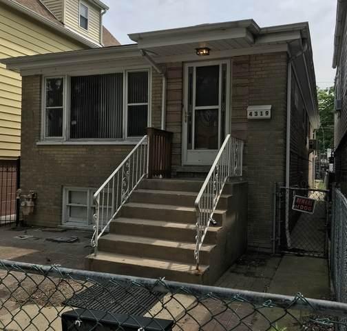 4319 N Bernard Street, Chicago, IL 60618 (MLS #10736190) :: Ryan Dallas Real Estate