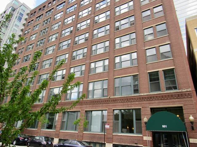 801 S Wells Street #208, Chicago, IL 60607 (MLS #10736202) :: Ryan Dallas Real Estate