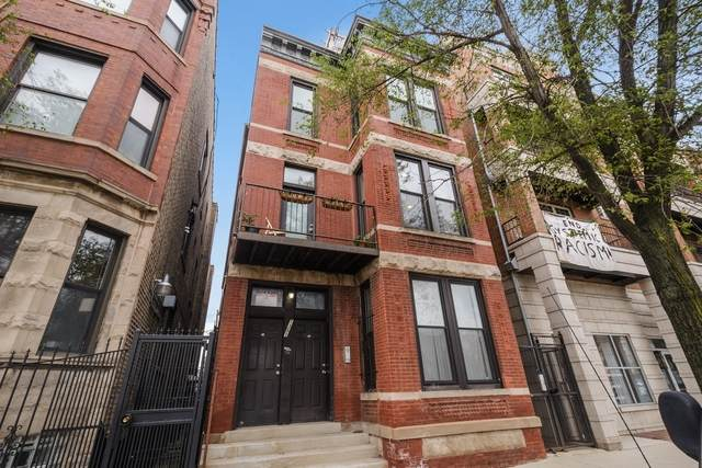 1351 N Ashland Avenue 2C, Chicago, IL 60622 (MLS #10736242) :: Ani Real Estate