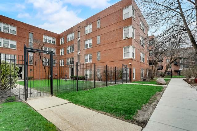 2441 W Farragut Avenue 2A, Chicago, IL 60625 (MLS #10736251) :: Property Consultants Realty